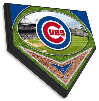 Wrigley Field Home Plate Plaque