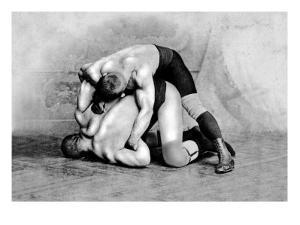 Wrist Roll: Russian Wrestlers