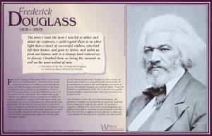Writers Who Changed the World - Fredrick Douglass