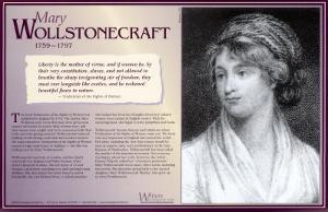 Writers Who Changed the World - Mary Wollstonecraft