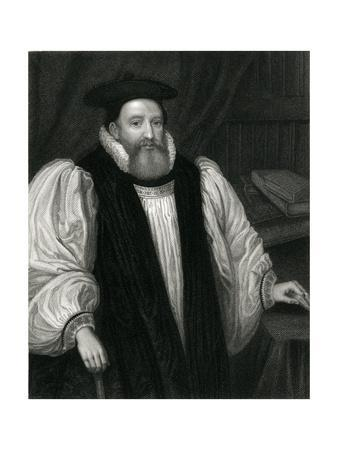 George Abbot, Arch Cant