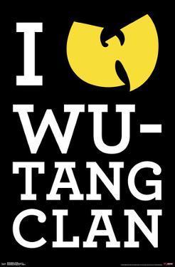 WU-TANG CLAN - I WU-TANG