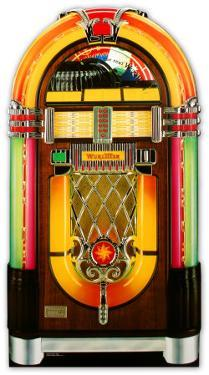 Wurlitzer Jukebox Lifesize Standup