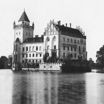Anif Castle, Salzburg, Austria, C1900s