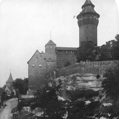 Bergfreund, Nuremberg, Bavaria, Germany, C1900