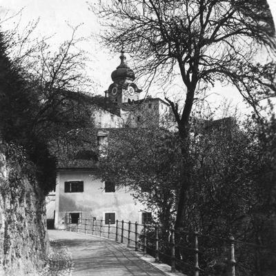 Nonnberg Abbey, Salzburg, Austria, C1900s