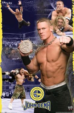 WWE - Action Cena