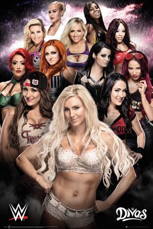 WWE- Divas 2016