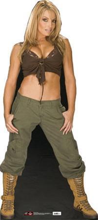 WWE Divas - Trish Stratus Lifesize Standup