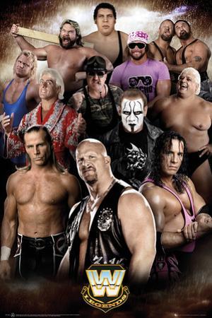 WWE- Epic Legends