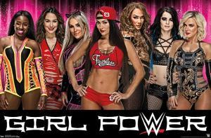 WWE - Girl Power