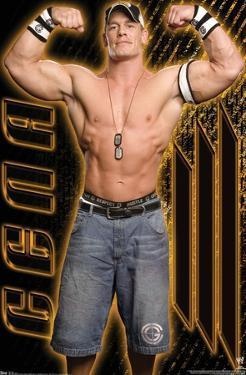 WWE - John Cena - Flex