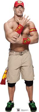 WWE - John Cena Lifesize Cardboard Cutout