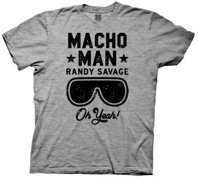 WWE- Macho Man Randy Savage Oh Yeah!