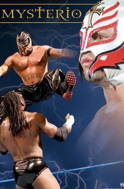 WWE - Mysterio