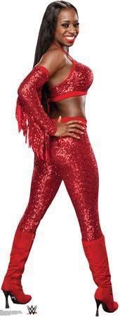 WWE - Naomi Lifesize Standup