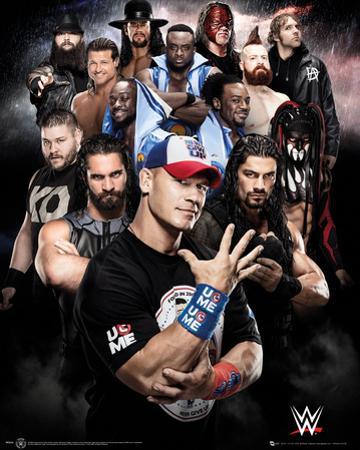 WWE- New & Legendary Superstars