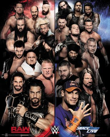 WWE - Raw vs Smackdown