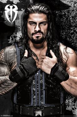 WWE - ROMAN REIGNS 16