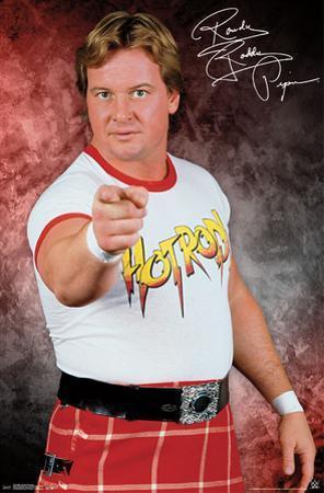 WWE- Rowdy Roddy Piper