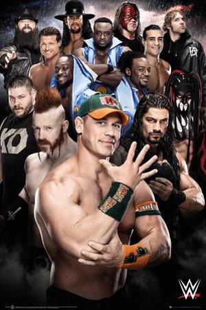 WWE- Superstars 2016
