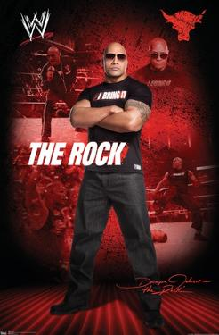 WWE - The Rock