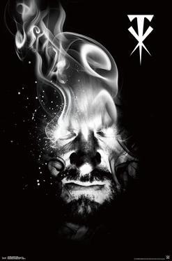 WWE - Undertaker Smoke