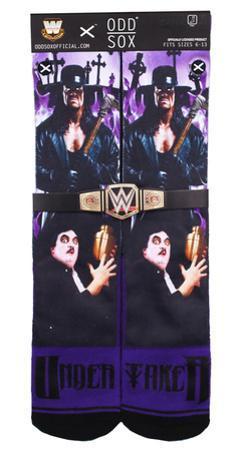 WWE - Undertaker Socks