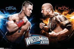 WWE - WrestleMania XXVIII