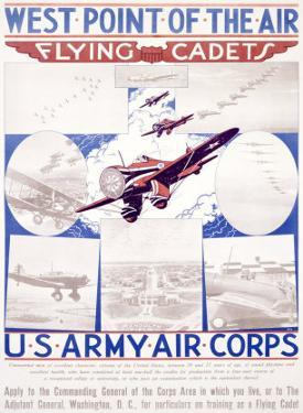 WWI, U.S. Army Air Corps Recruiting