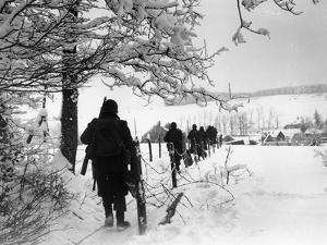 WWII Battle of the Bulge