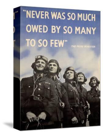 WWII British RAF Recruiting Poster