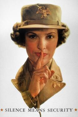 WWII: Careless Talk Poster