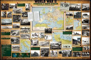 WWII-European & North African