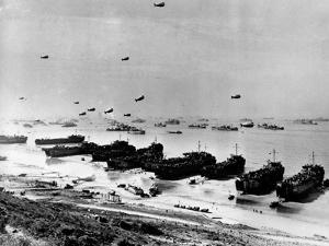 WWII Normandy Invasion Omaha