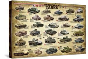 WWII Tanks