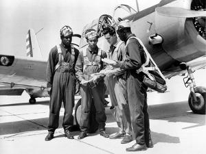WWII U.S. Tuskegee Airmen