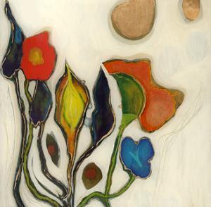 Artist Flowers by Wyanne