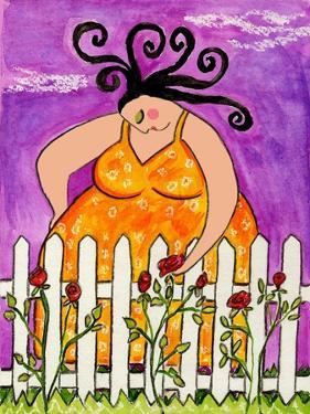 Big Diva Always Someone Else's Garden by Wyanne