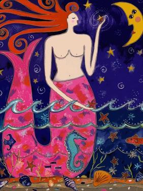 Big Diva Mermaid Making Stars by Wyanne