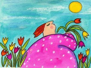 Big Diva My Tulips by Wyanne