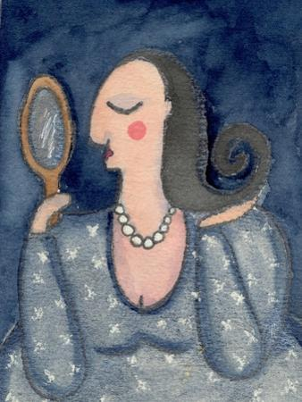 Big Diva with Mirror by Wyanne