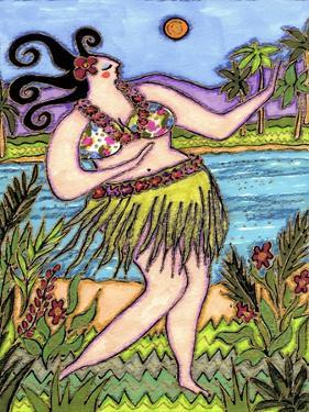 Big Hula Diva by Wyanne