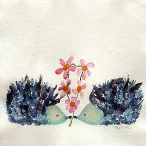 Hedgehogs in Love by Wyanne