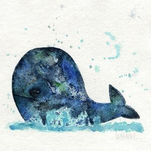 Little Whale by Wyanne