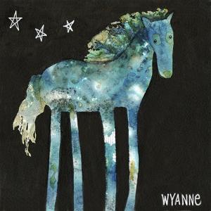 Midnight Pony by Wyanne