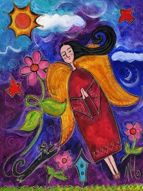 Primitive Angel by Wyanne