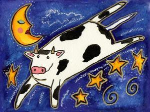 The Cow That Jumped over the Moon by Wyanne