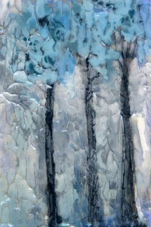 Winter Trees by Wyanne