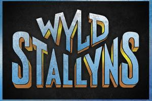 Wyld Stallyns Movie Music Plastic Sign